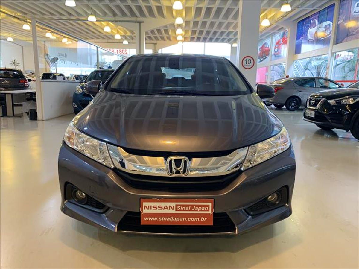 Honda CITY 1.5 EX 16V 2017/2017