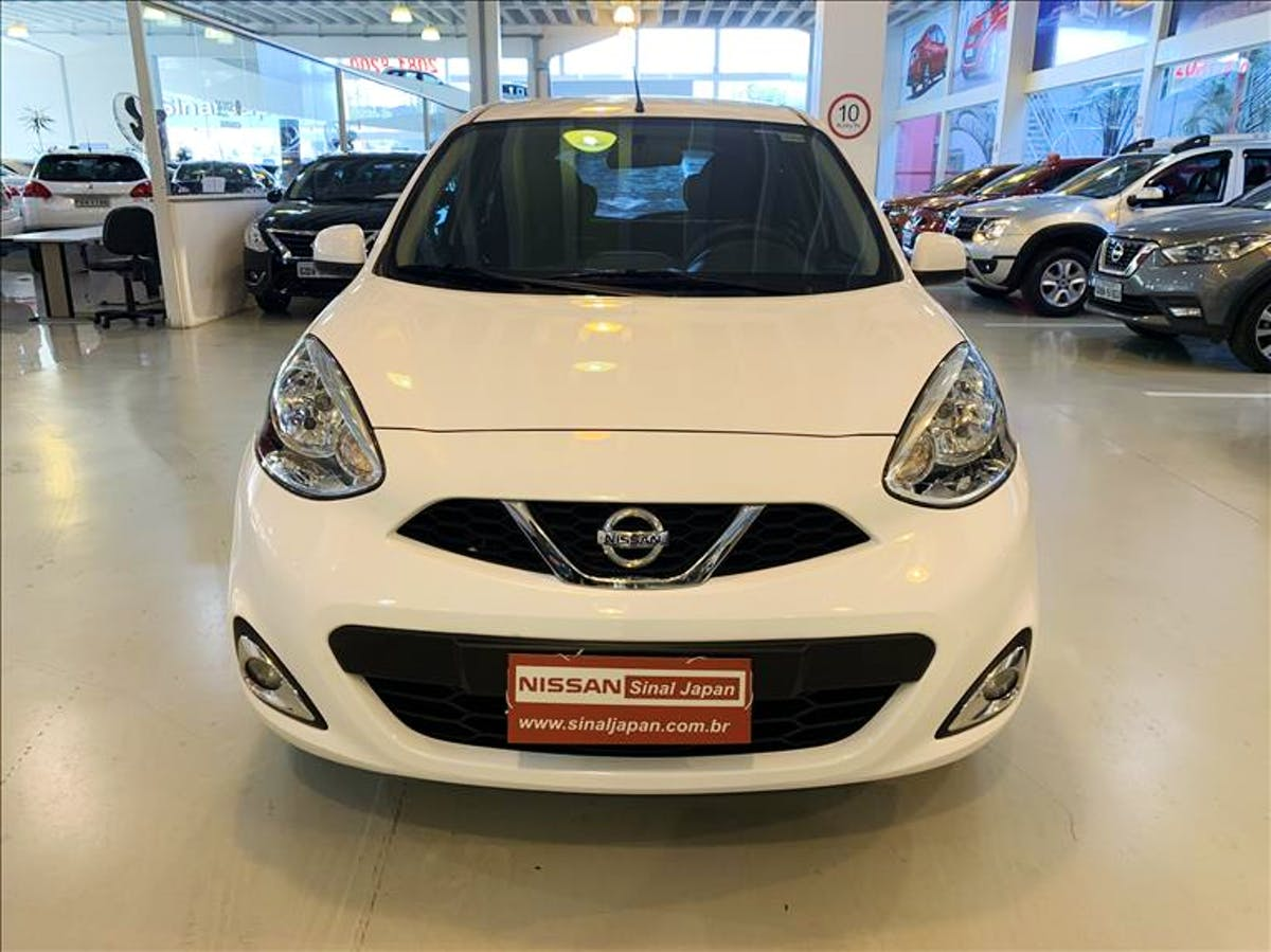 NISSAN MARCH 1.6 SV 16vstart 2016/2017