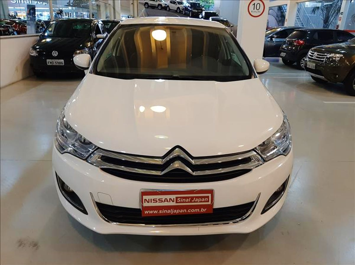 CITROËN C4 LOUNGE 1.6 Origine 16V Turbo 2016/2017