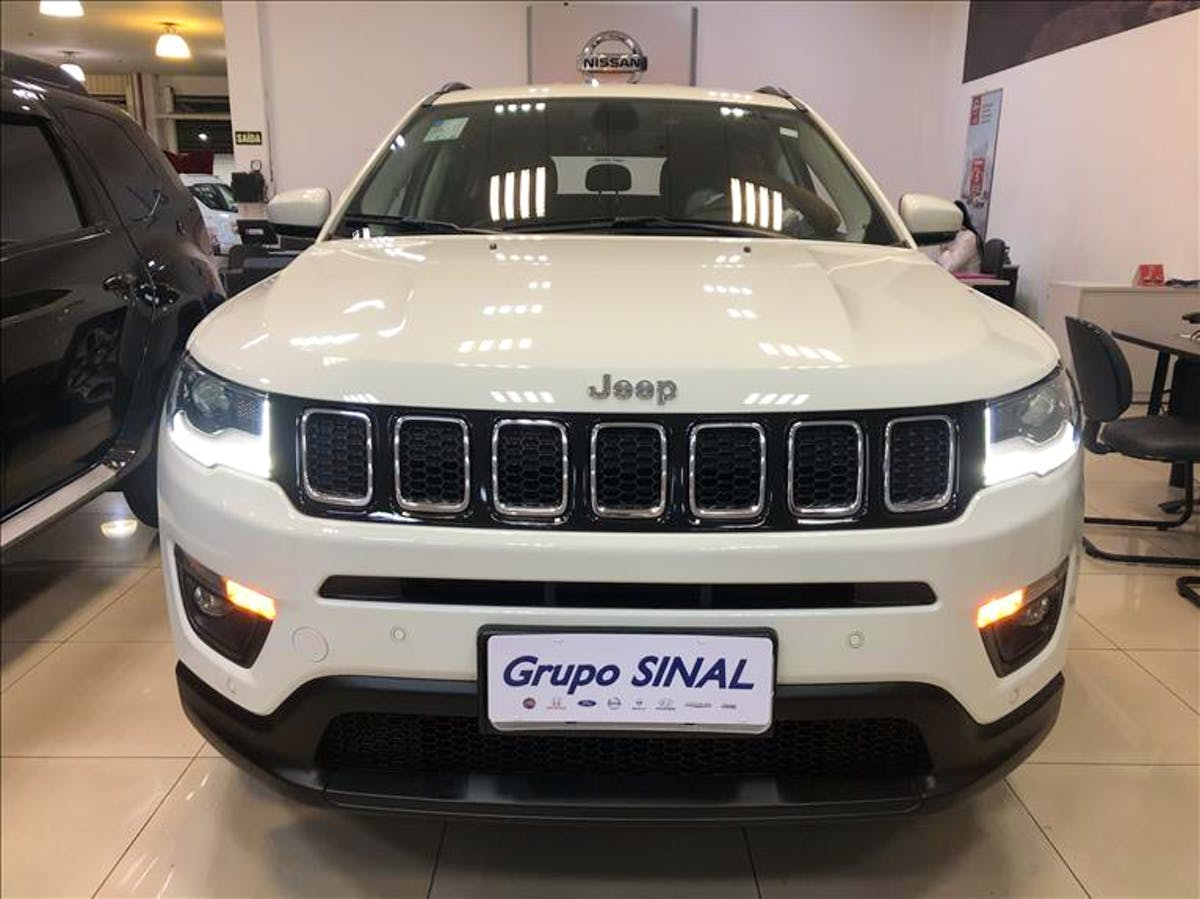 JEEP COMPASS 2.0 16V Longitude 2019/2020