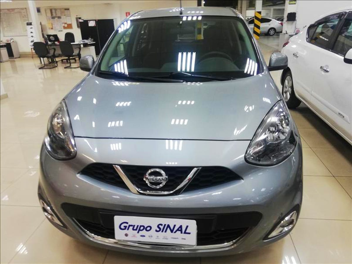 NISSAN MARCH 1.6 SL 16V 2014/2015 - Foto 1