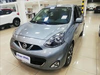 NISSAN MARCH 1.6 SL 16V 2014/2015 - Thumb 2
