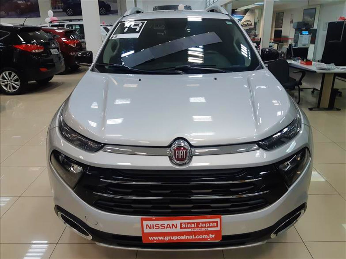 FIAT TORO 2.0 16V Turbo Volcano 4WD AT9 2018/2019
