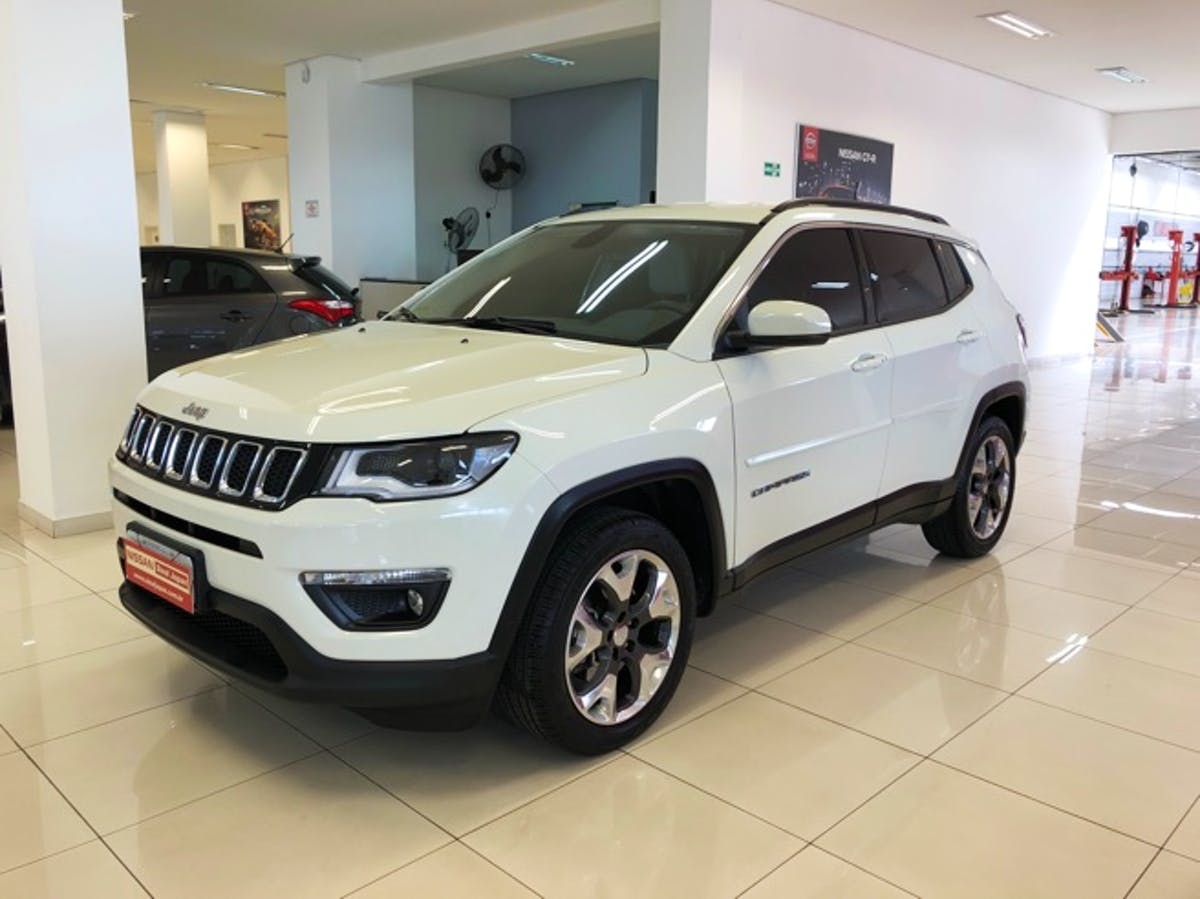 JEEP COMPASS 2.0 16V Longitude 2018/2019