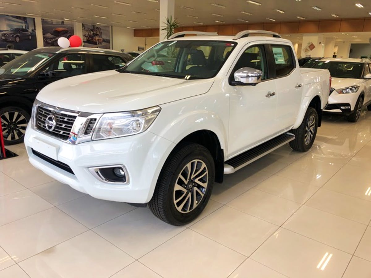 NISSAN FRONTIER 2.3 16V Turbo LE CD 4X4 2019/2019