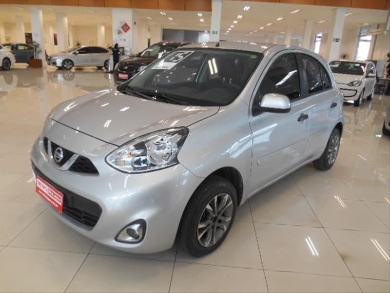 NISSAN MARCH 1.0 S 16V 2014/2015