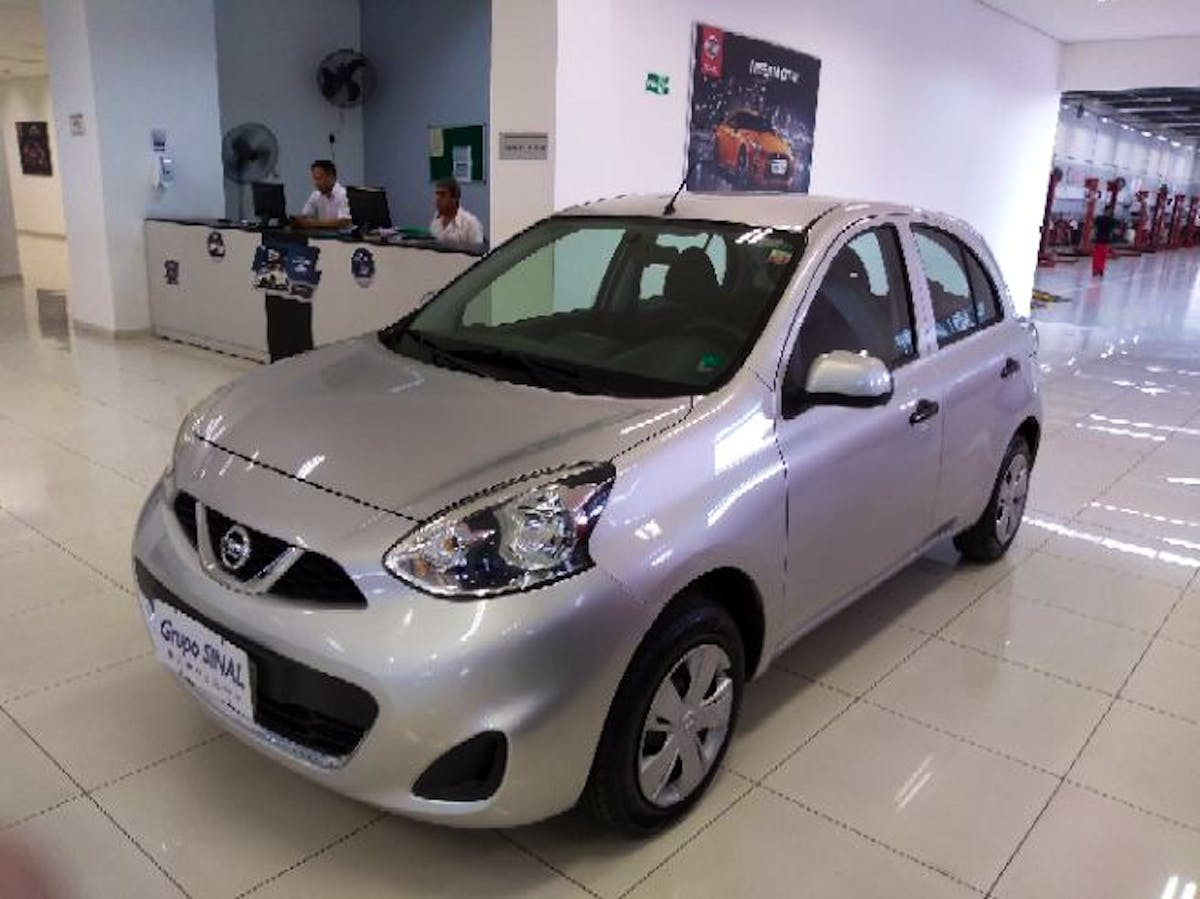 NISSAN MARCH 1.0 S 12V 2016/2016