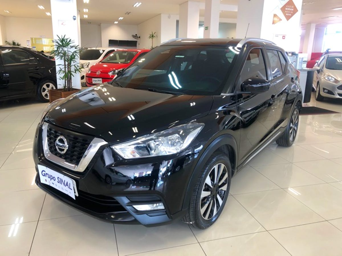 NISSAN KICKS 1.6 16V SV Limited 2016/2017