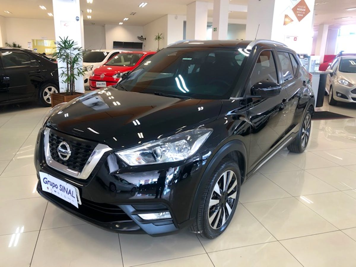 NISSAN KICKS 1.6 16vstart SV Limited 2016/2017