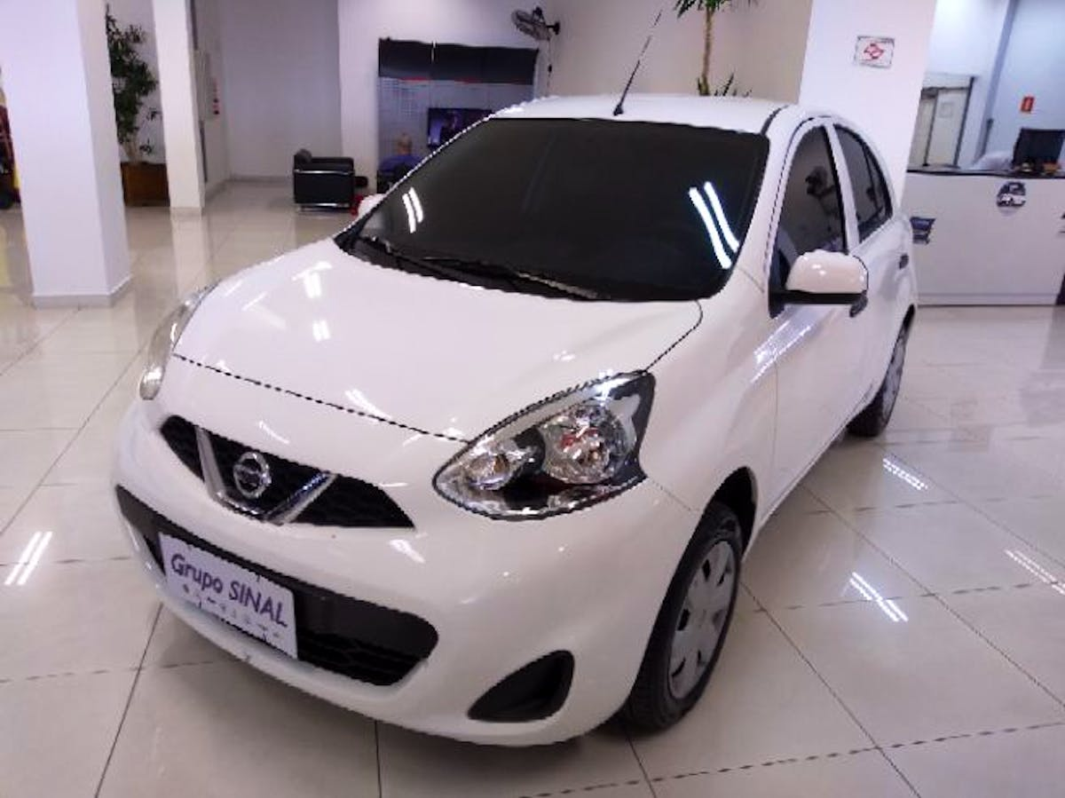 NISSAN MARCH 1.0 S 12V 2016/2017