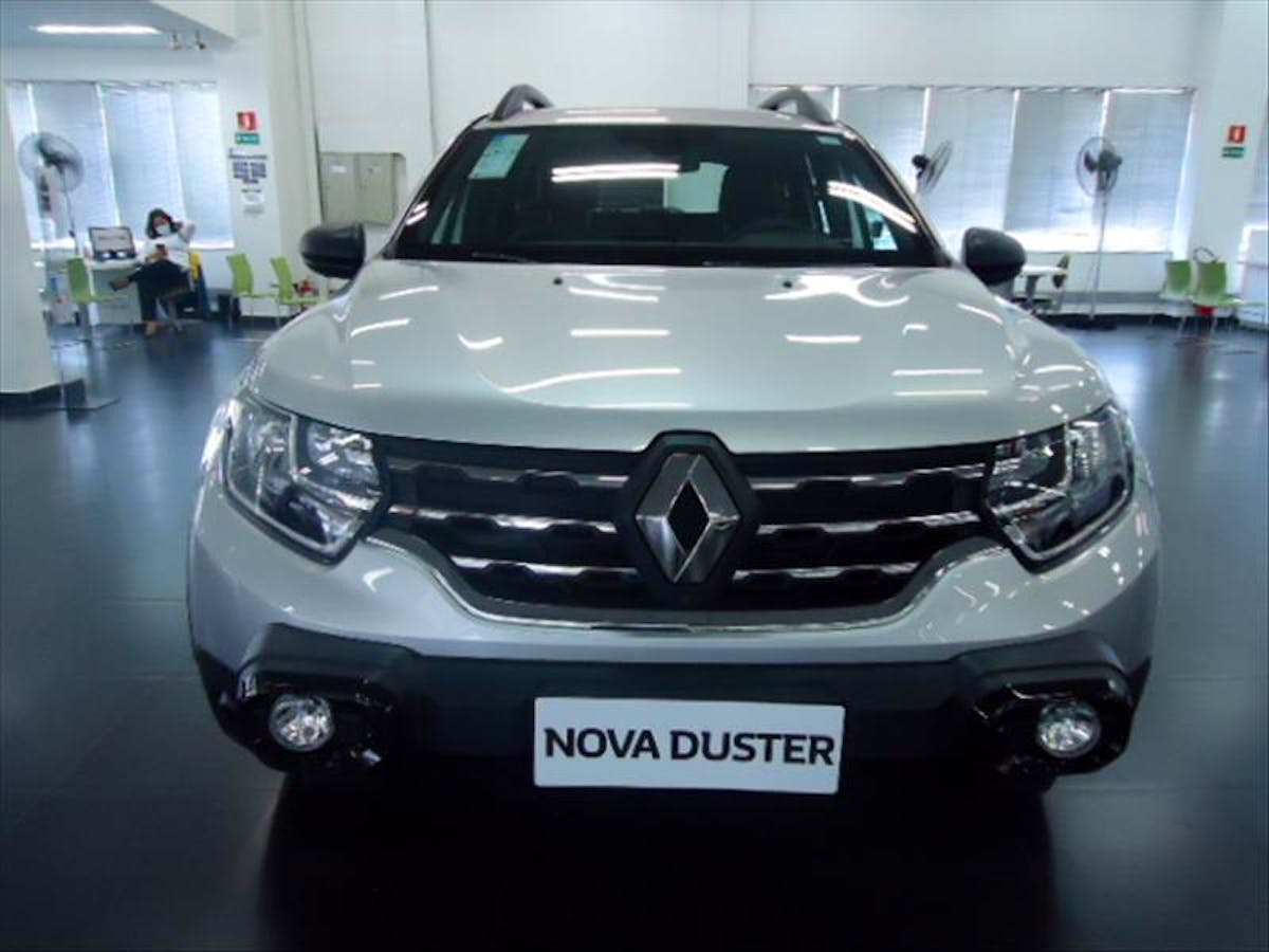 RENAULT DUSTER 1.6 16V SCE Iconic 2020/2021 - Foto 1