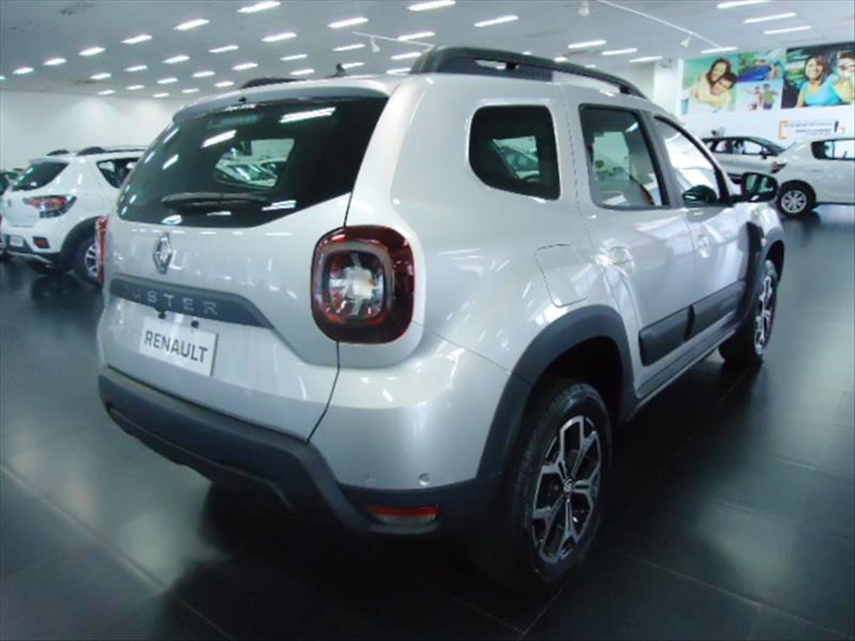 RENAULT DUSTER 1.6 16V SCE Iconic 2020/2021 - Foto 12