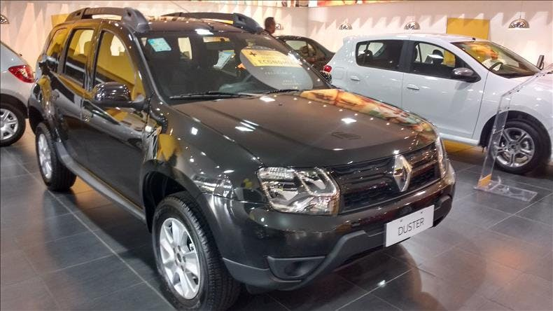 RENAULT DUSTER 1.6 16V SCE Expression 2018/2019 - Thumb 6
