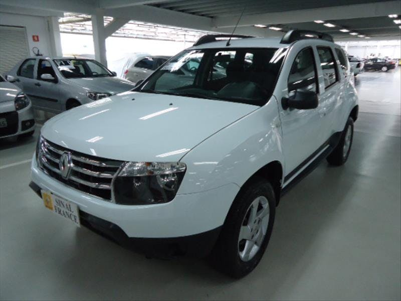 RENAULT DUSTER 1.6 Outdoor 4X2 16V 2015/2015