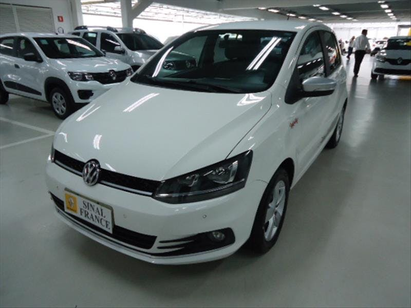 VOLKSWAGEN FOX 1.6 MI Rock IN RIO 8V 2015/2016