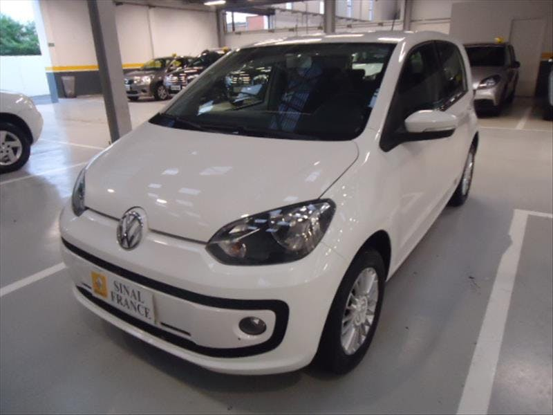 VOLKSWAGEN UP 1.0 TSI Move UP 12V 2015/2016