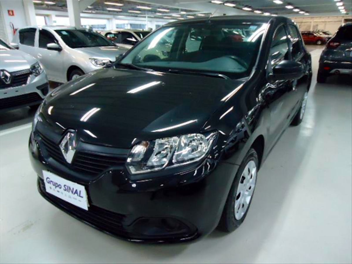 RENAULT LOGAN 1.0 Authentique 16V 2015/2016