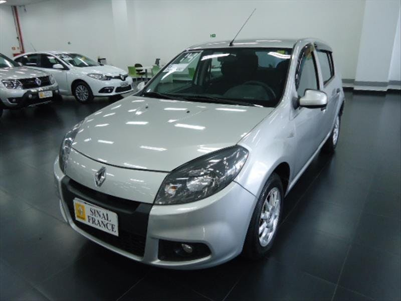 RENAULT SANDERO 1.0 Tech RUN 16V 2014/2014