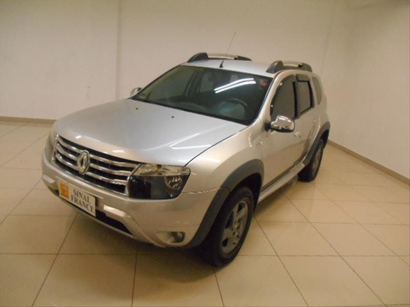 RENAULT DUSTER 1.6 Tech Road 4X2 16V 2013/2013