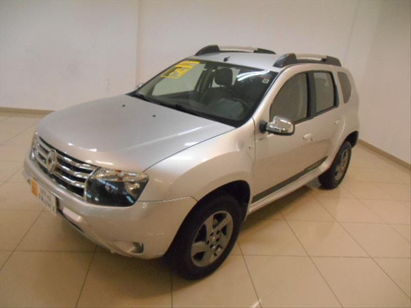 RENAULT DUSTER 1.6 Tech Road 4X2 16V 2013/2014