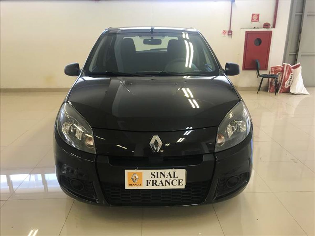 RENAULT SANDERO 1.0 Authentique 16V 2014/2014