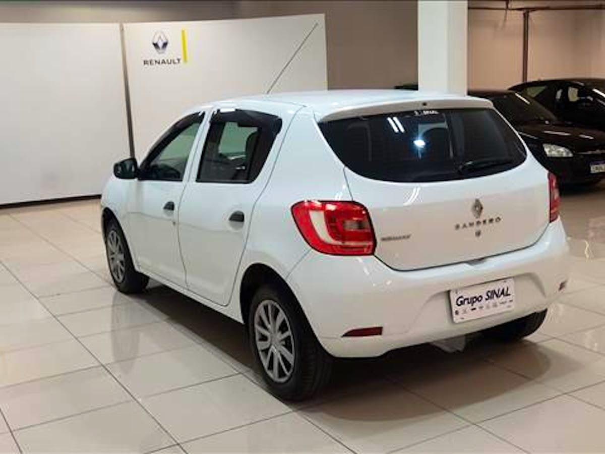 RENAULT SANDERO 1.0 12V SCE Authentique 2018/2019 - Foto 6