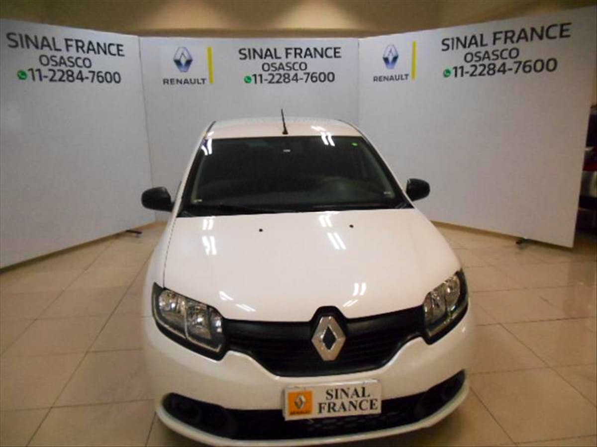 RENAULT SANDERO 1.0 12V SCE Authentique 2017/2018