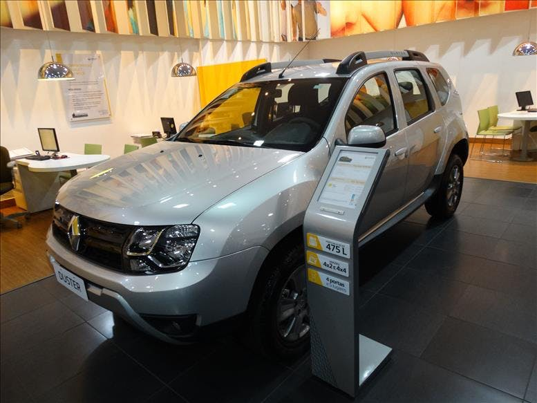 RENAULT DUSTER 1.6 16V SCE Dynamique 2018/2019 - Thumb 1