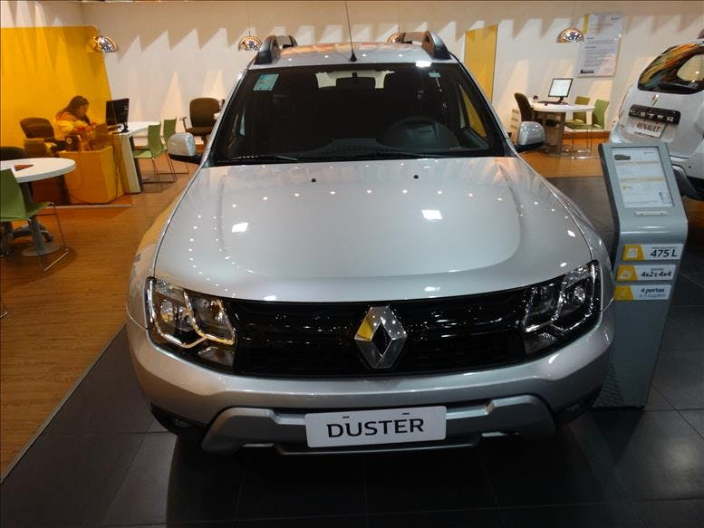 RENAULT DUSTER 1.6 16V SCE Dynamique 2018/2019 - Thumb 2