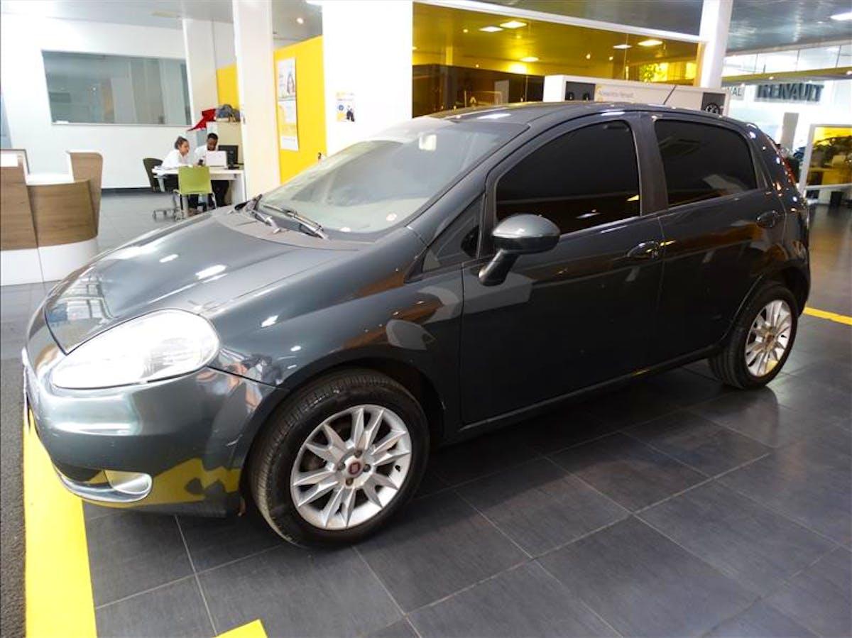 FIAT PUNTO 1.6 Essence 16V 2011/2012