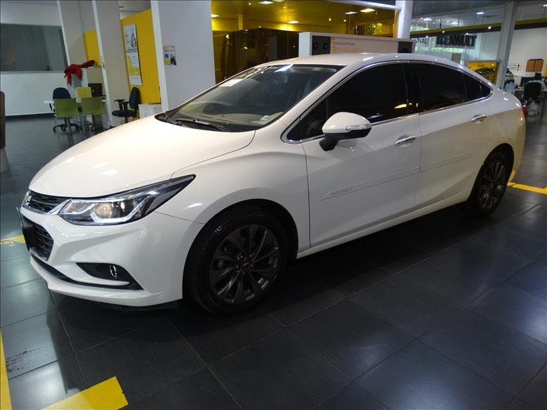 CHEVROLET CRUZE 1.4 Turbo LTZ 16V 2016/2017