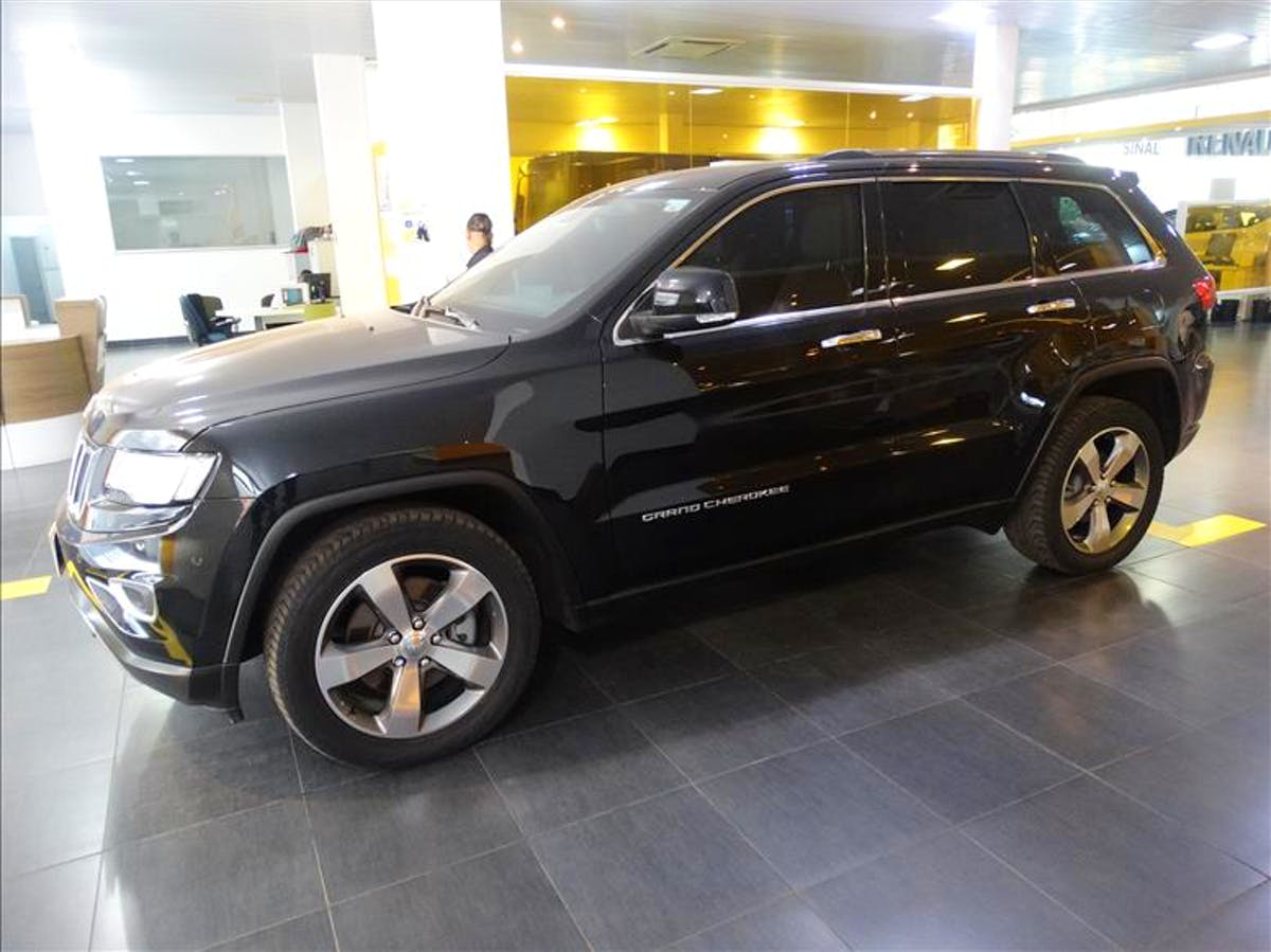 JEEP GRAND CHEROKEE 3.6 Limited 4X4 V6 24V 2014/2014