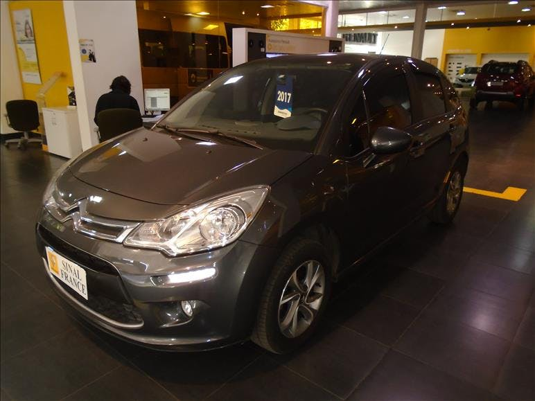CITROËN C3 1.2 Attraction 8V 2016/2017