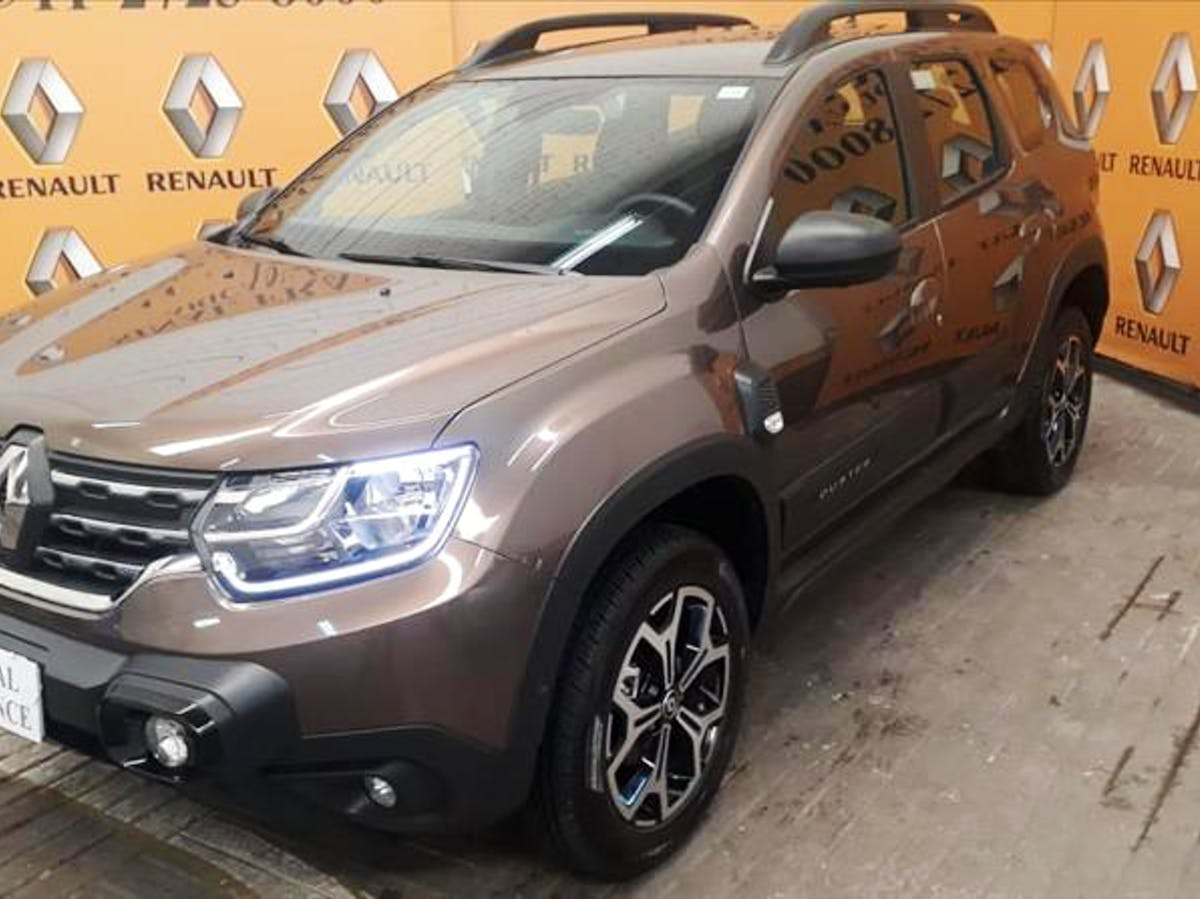 RENAULT DUSTER 1.6 16V SCE Iconic 2020/2021