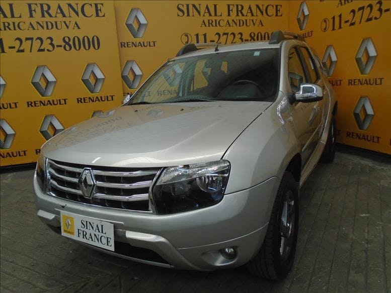 RENAULT DUSTER 2.0 Tech Road 4X2 16V 2013/2014