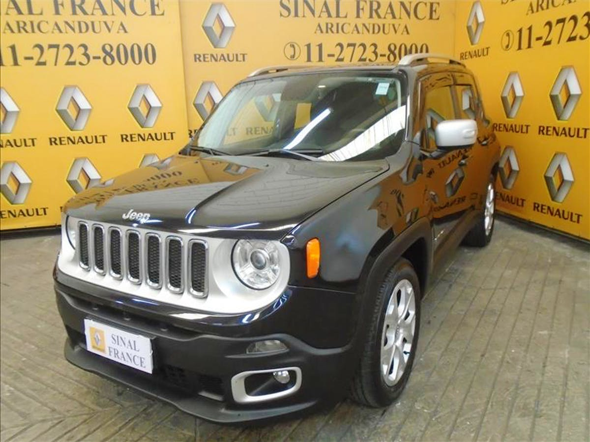 JEEP RENEGADE 1.8 16V Limited 2017/2018