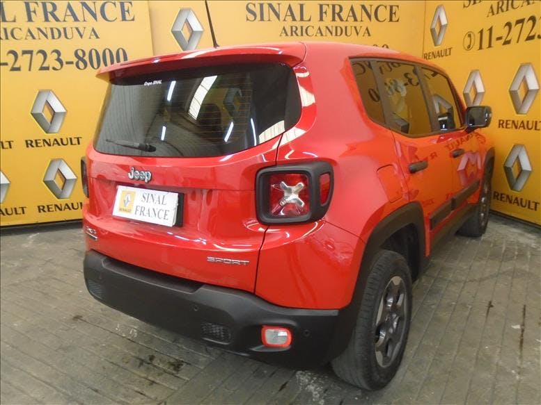 JEEP RENEGADE 2.0 16V Turbo Sport 4X4 2015/2016 - Foto 3