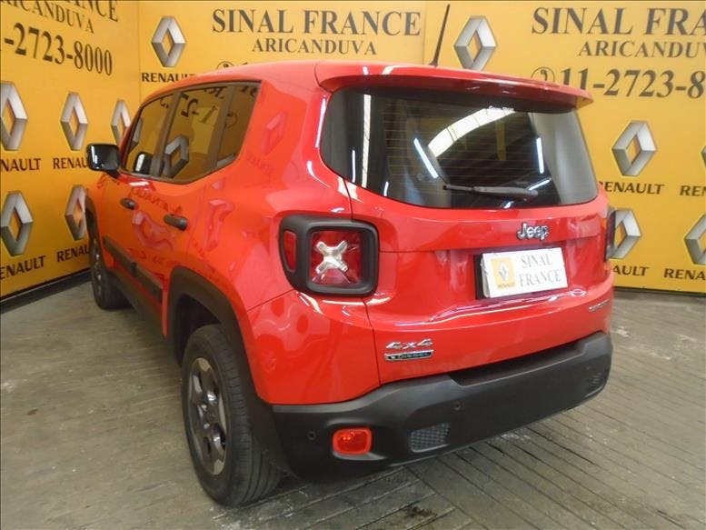 JEEP RENEGADE 2.0 16V Turbo Sport 4X4 2015/2016 - Foto 4