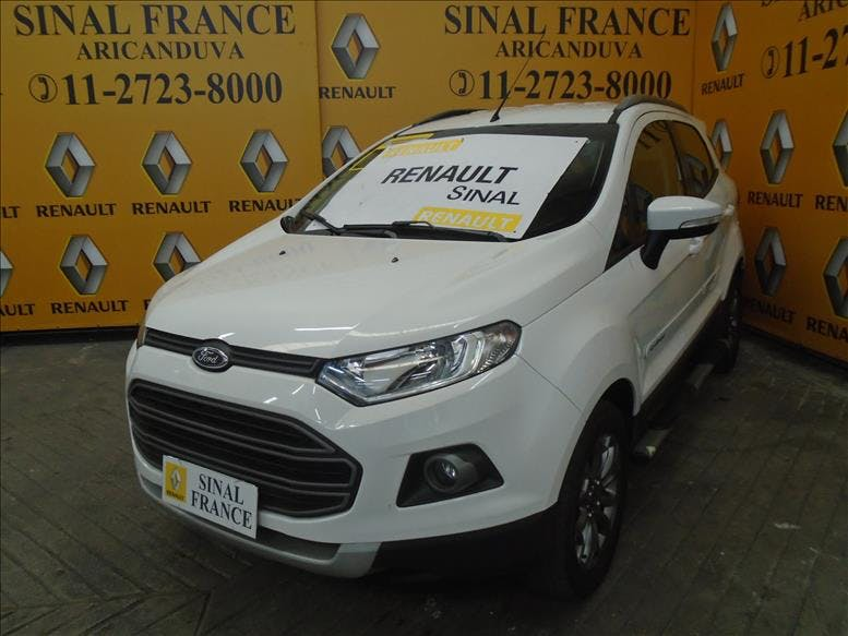 FORD ECOSPORT 1.6 Freestyle 16V 2016/2017 - Thumb 1