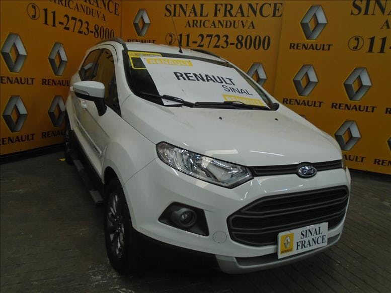 FORD ECOSPORT 1.6 Freestyle 16V 2016/2017 - Thumb 2