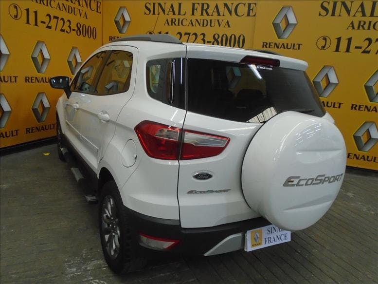 FORD ECOSPORT 1.6 Freestyle 16V 2016/2017 - Thumb 4