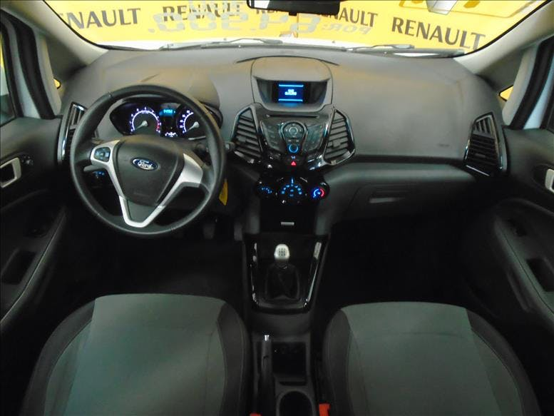 FORD ECOSPORT 1.6 Freestyle 16V 2016/2017 - Thumb 7