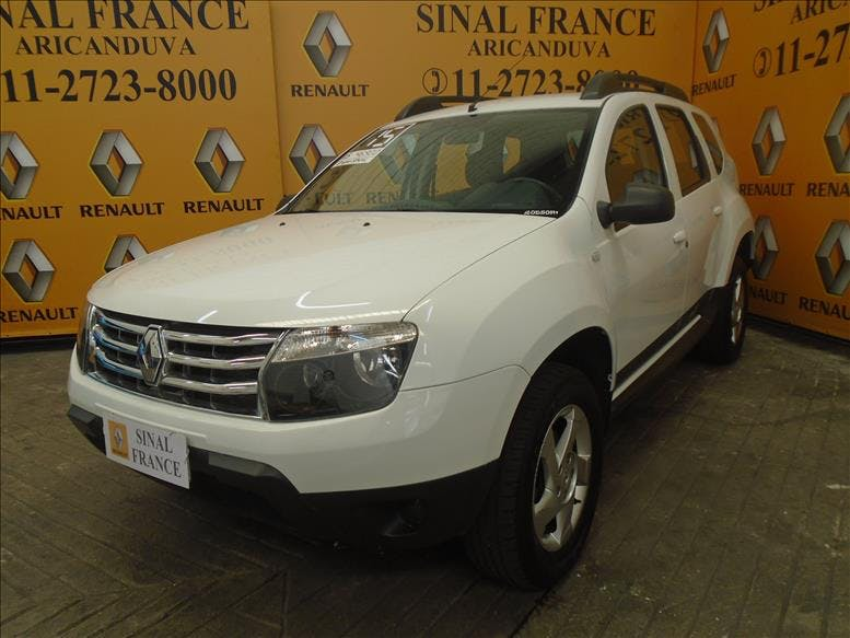 RENAULT DUSTER 1.6 Outdoor 4X2 16V 2014/2015