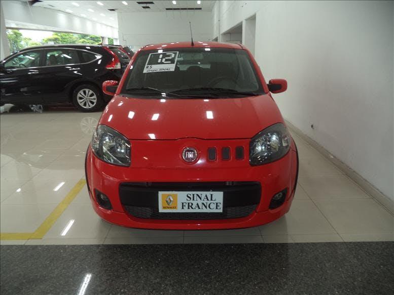 FIAT UNO 1.4 Sporting 8V 2011/2012