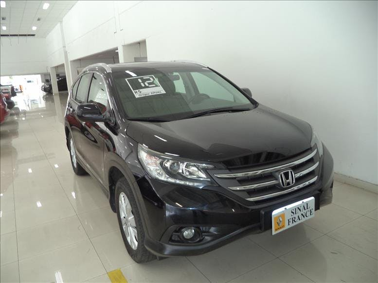 HONDA CRV 2.0 EXL 4X4 16V 2012/2012