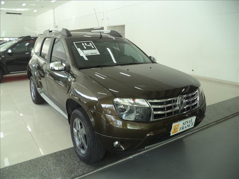 RENAULT DUSTER 2.0 Tech Road II 4X4 16V 2013/2014