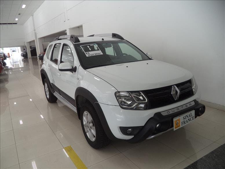 RENAULT DUSTER 1.6 Dynamique 4X2 16V 2016/2017 - Thumb 1