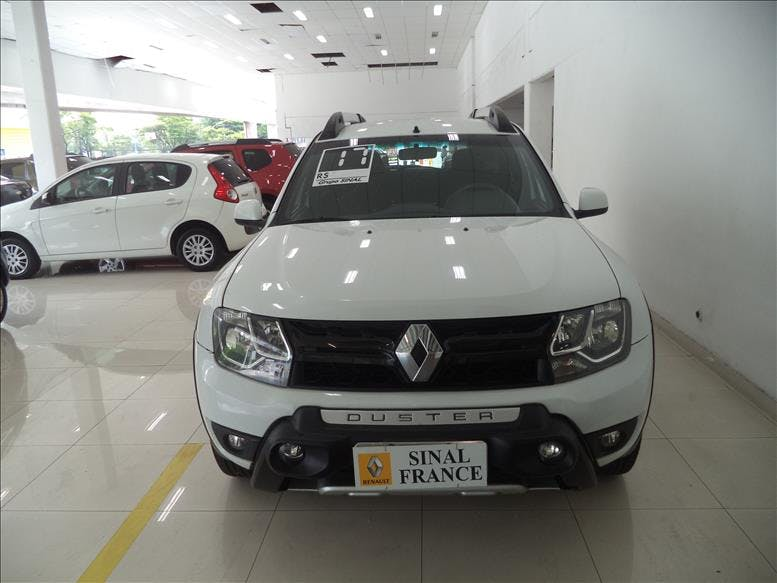RENAULT DUSTER 1.6 Dynamique 4X2 16V 2016/2017 - Thumb 2