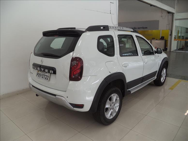 RENAULT DUSTER 1.6 Dynamique 4X2 16V 2016/2017 - Thumb 4