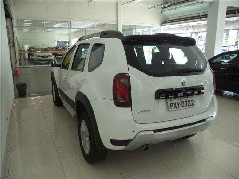 RENAULT DUSTER 1.6 Dynamique 4X2 16V 2016/2017 - Thumb 6